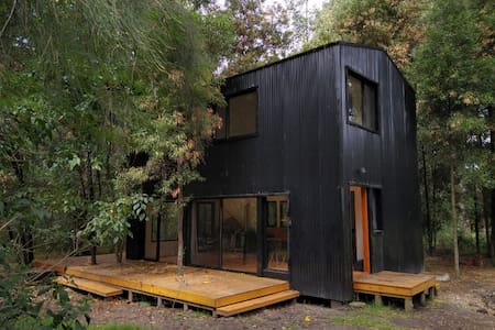 Casa en el bosque de El Ensueño, Santa Ana.