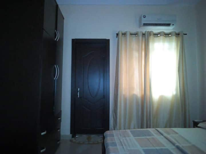 A flat in Ilorin