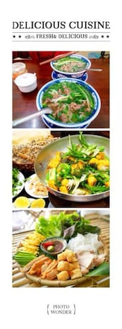 Famous food in Hanoi