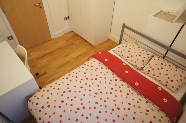6. Warm Double room in the heart of London