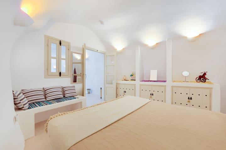 Τhe first bedroom