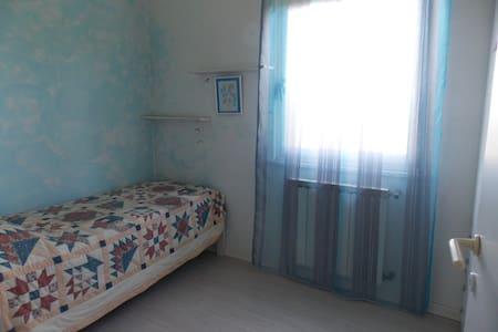 Camera con vista sulla vallata e golfo di Trieste - Muggia