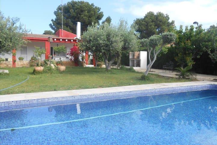 Villa Montse - Calafat - House