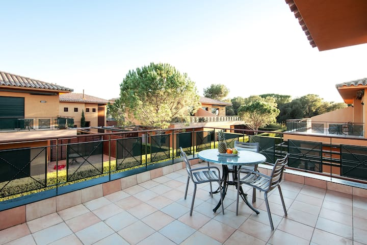 Apartamento Terrace Suite - Resort TorreMirona