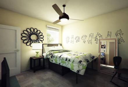Private and Clean Room Near Disneyland & UCI! - Irvine - Apartamento
