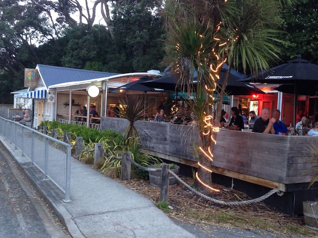 The Cove cafe and restaurant is in the area and our favourite...
