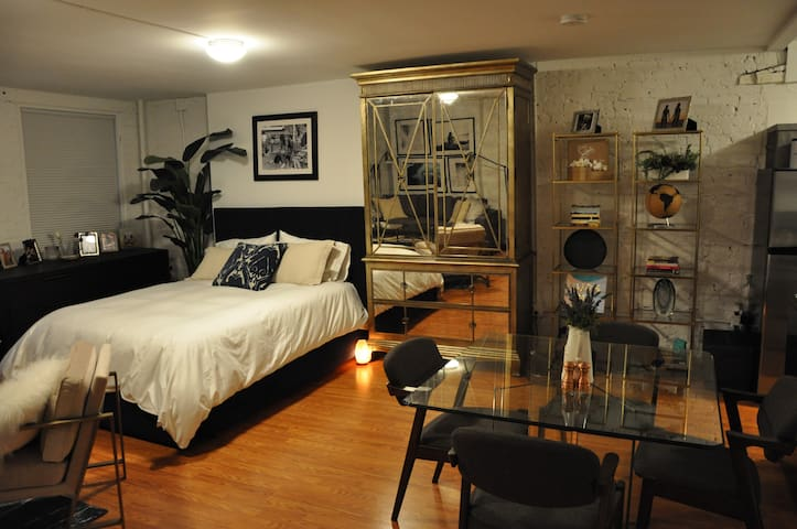 Charming Studio in the Heart of LES - New York - Wohnung