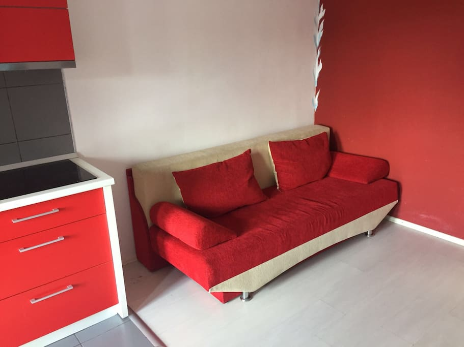 Sofa bed for single