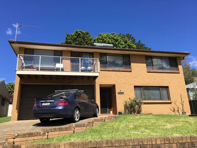 Relaxed and Afordable Holdiday Suite - Kiama - Hus