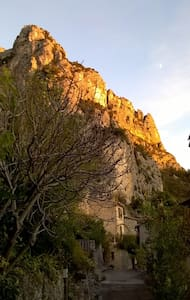 Charming studio with adorable garden - Moustiers-Sainte-Marie - อื่น ๆ