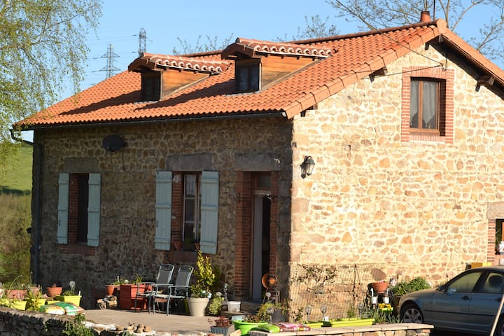 Chez Charmaux farmhouse just outside St Junien - Saint-Martin-de-Jussac - Bed & Breakfast