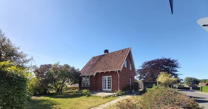 Hyggeligt og rummeligt hus i Faaborg