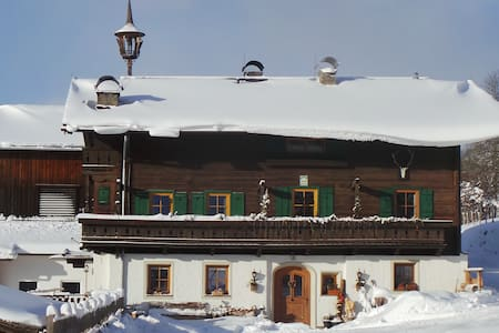 Stefflhof - Charming austrian farmhouse