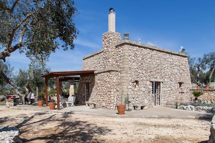 Pajara in Salento Apulia
