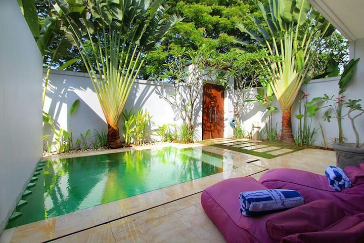 KUTA VILLA COZY 1 BDR WITH POOL - South Kuta - Haus