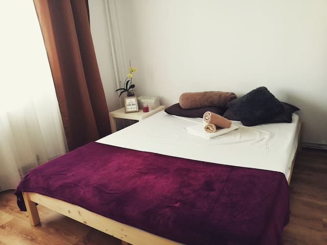 Cosy, spacious and central room in Cluj :)