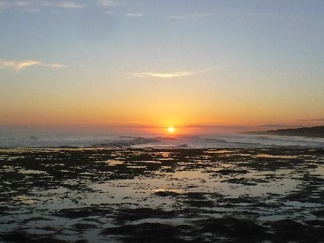 PUNTA NEGRA CHALET ESPECTACULAR VISTA AL OCEANO - Punta Negra - Kondominium