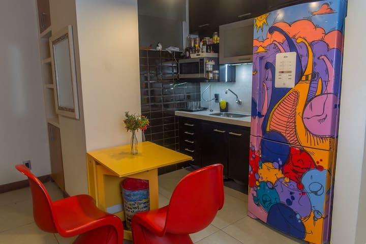 Apartment at Arpoador