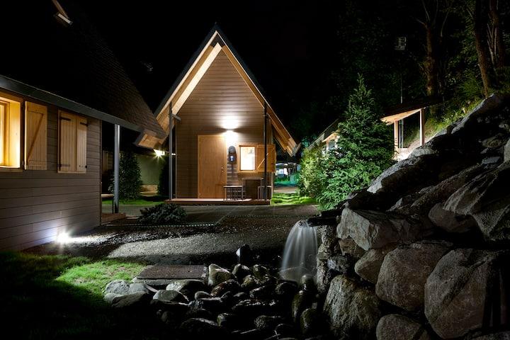 Alojamiento único, confort en pleno Pirineo