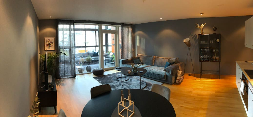 Fantastic apartment in Bodø city center