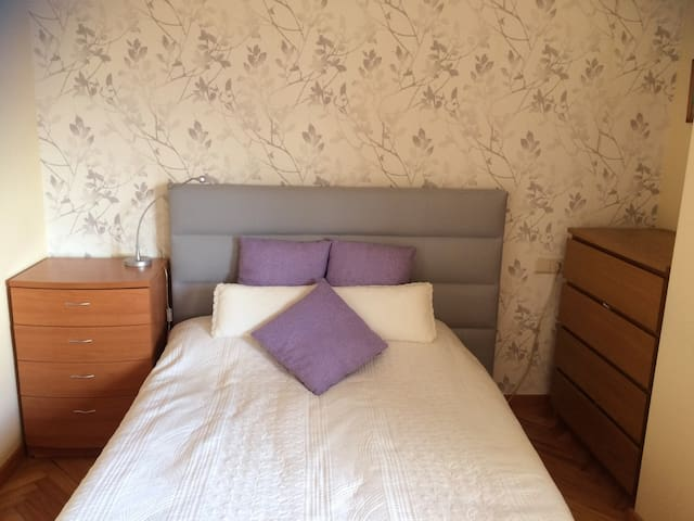 Room+priv.bath. - 10 min to centre! - A Coruña - Apartment