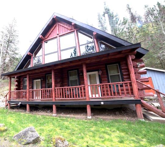 Hearthstone Elegant - Lodge Chalet 1 & Chalet 2