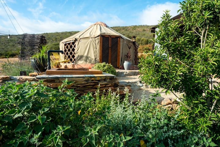 Southern Yurts - A private yurt experience