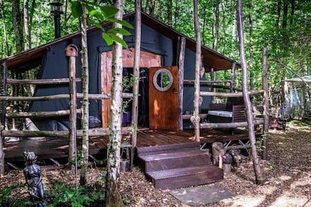 FERN LODGE - Fairies Woodland Retreat