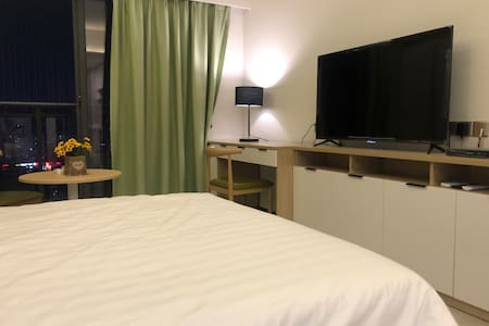 北欧风格大床房