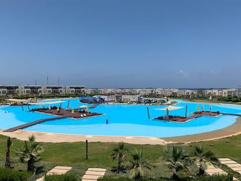 Premium location  Sea view  Lagoon View