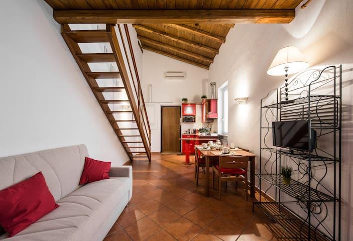 The Red Fox Loft - Rom - Haus