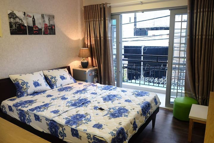 Private room in dist 3 (2km from d1 - Ho Chi Minh City - Casa