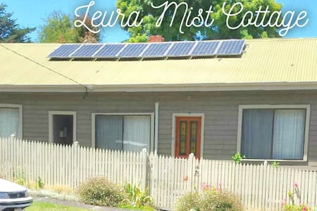 Leura Mist Cottage is a cosy 3 bedroom cottage - Pt Campbell /Timboon , Victoria, AU