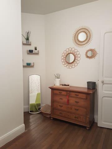 Maison calme