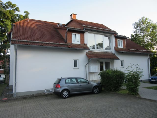 clean quiet appartement - TV,WiFi,Oven,Coffee,Swim - Clausthal-Zellerfeld - Huoneisto