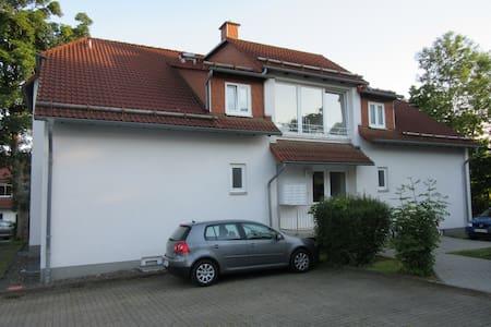 clean quiet appartement - TV,WiFi,Oven,Coffee,Swim - Clausthal-Zellerfeld