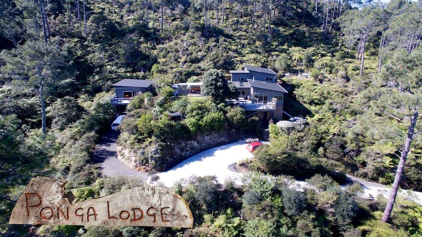 Ponga Lodge Hahei - Hahei - อพาร์ทเมนท์