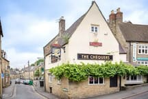 One of the local pubs