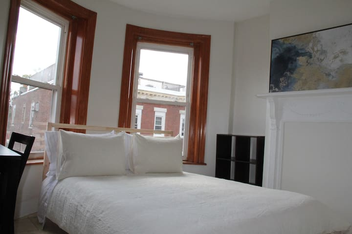 Lovely Place in Jamaica Plain Room #2
