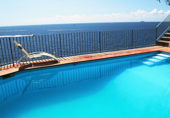Villa al mare  Eris