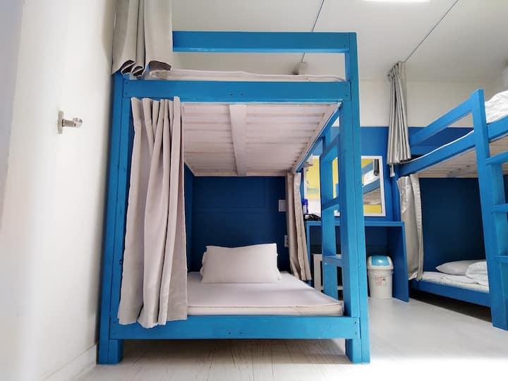 Slow Citi * 4 men dormitory * Simple & tidy room