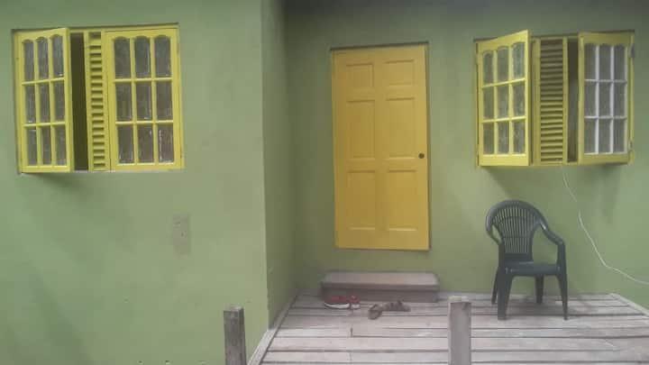 One Blood Cottage at Pieyaka's Rasta Yard