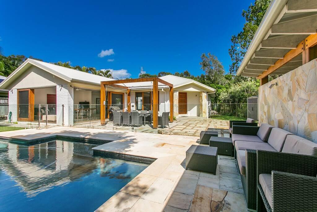 Byron Bay Beach House Airbnb