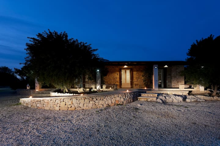 Studio Trullo with swimming pool