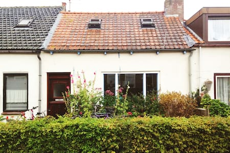 New on Airbnb: cosy house in picturesque village - Groede