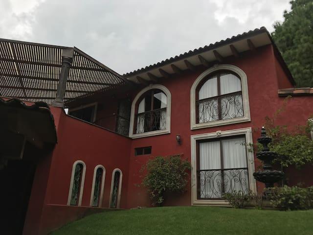 Casa de lujo en Monte alto, Valle de Bravo
