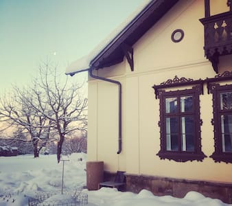 Most beautiful house of Turnov - Turnov - Hus