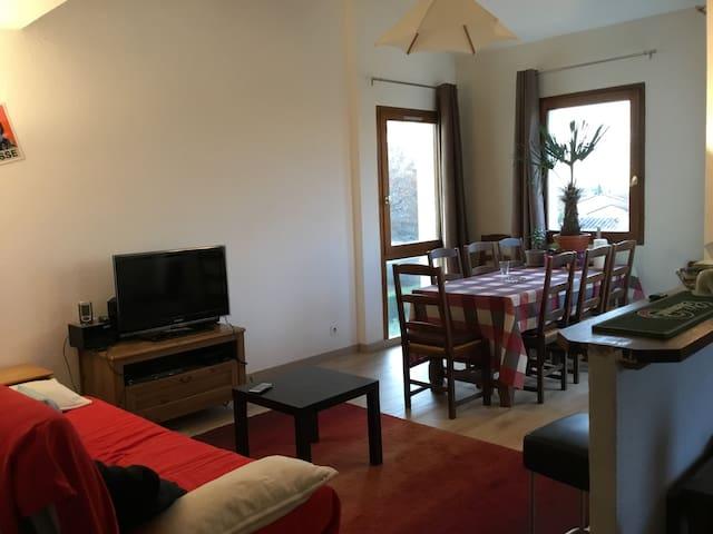 Appartement T2 cosy, calme, proche hypercentre