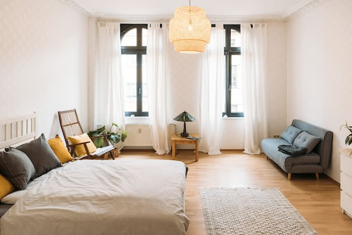 Scandanavian apartment in the heart of Magdeburg