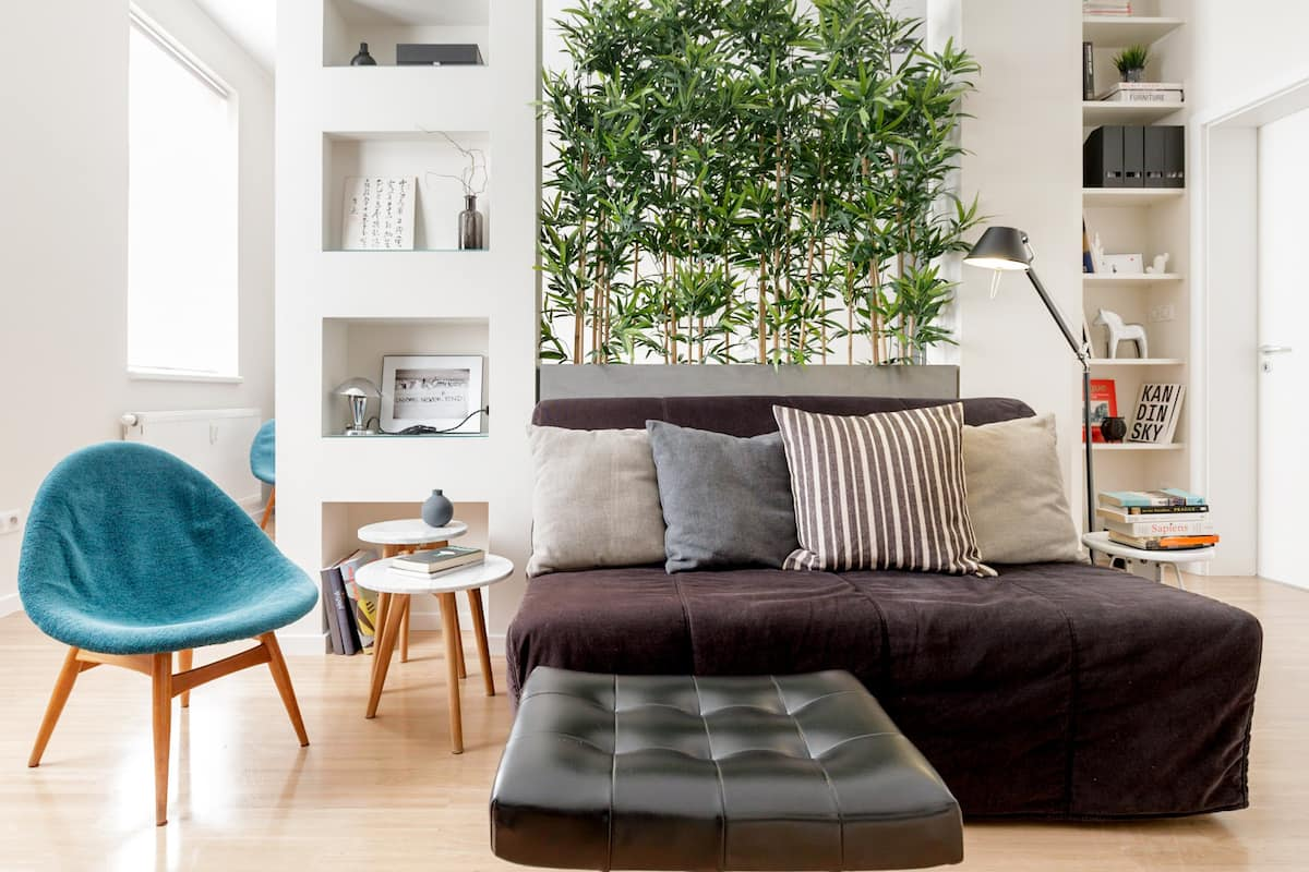 Stroll to the Park From a Sleek Designer Studio